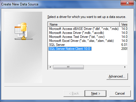 Connecting Microsoft Access to SQL Azure – Dhananjay Kumar
