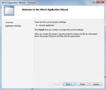 How to write and run a C Program in Visual Studio 2010