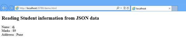 What is JSON? – Dhananjay Kumar