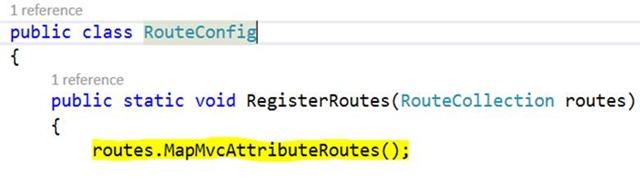 Attribute Routing in ASP NET MVC 5 – Dhananjay Kumar