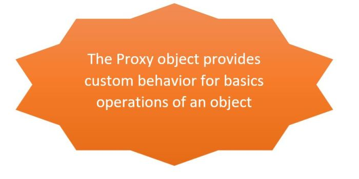 Why you need Proxy objects in JavaScript – Dhananjay Kumar